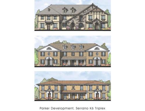 Parker Development, Serrano, Village K-5 Triplex