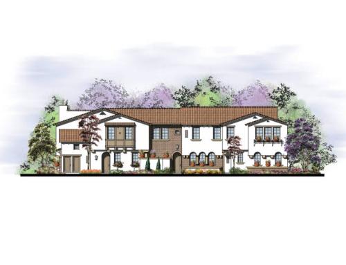 Sterling Blackwood, Magnolia Cluster Homes